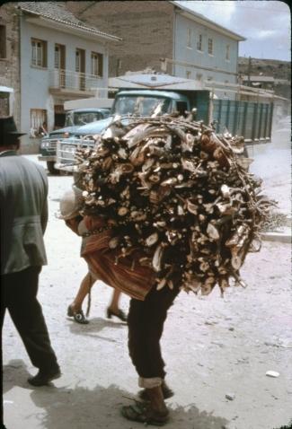 Lastenträger El Alto