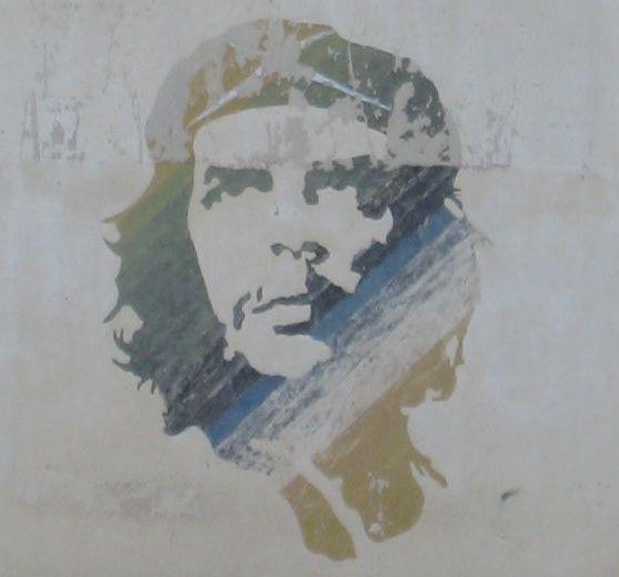 Che en La Habana Foto: Ulla Heidbüchel