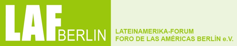 Lateinamerika-Forum Berlin e.V. Logo