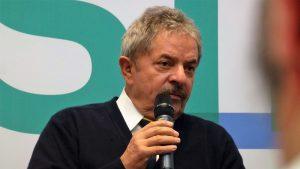 Lula in der FES Dezember 2012. Foto: W. Wuertele