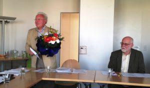 Verabschiedung Präsident Helmut Palla JHV 2013